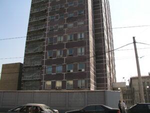 Здание, в котором размещены следственные подразделения Генеральной Прокуратуры РФ в к2005г.